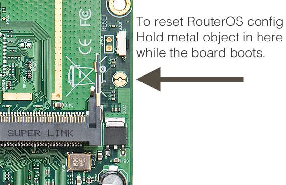 Reset mikrotik to factory default – RDB IT Support